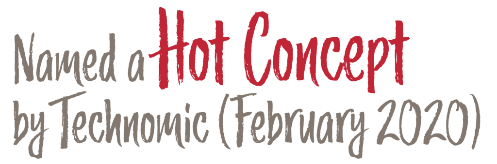 Named a Hot Concept by Technomic