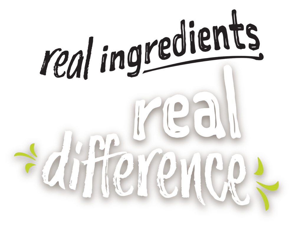 Real Ingredients - Real Difference